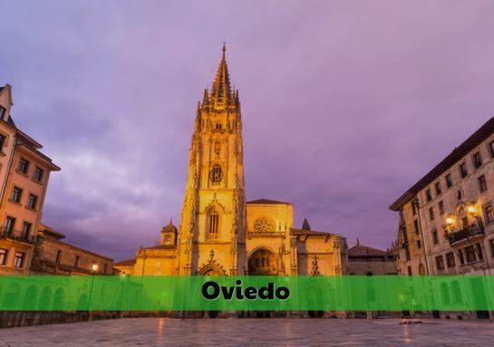 Residencias de estudiantes de Oviedo