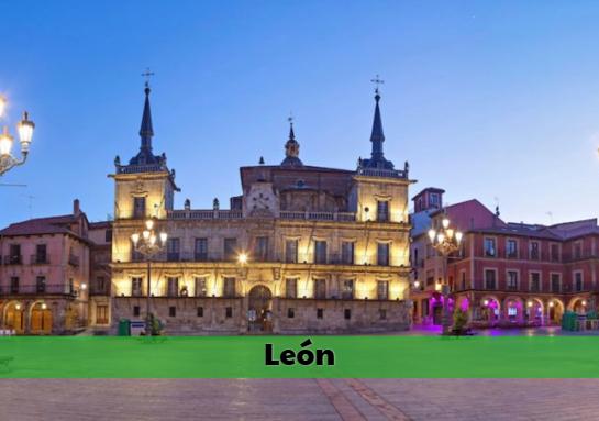 Colegios Mayores Leon