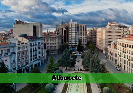 Residencias de universidades en Albacete