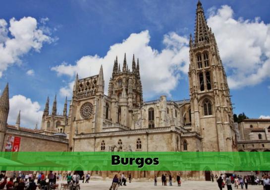 Colegios Mayores en Burgos