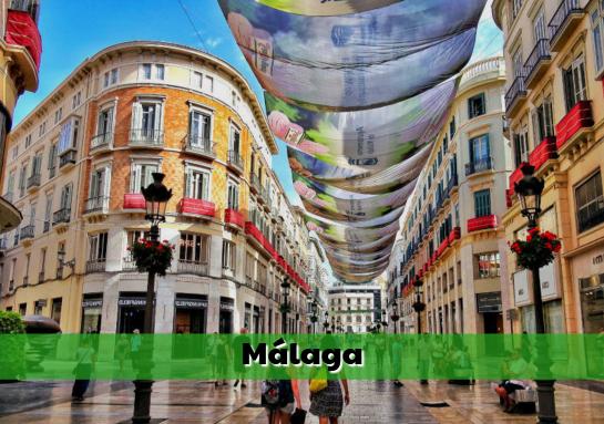 Residencias universitaria Málaga