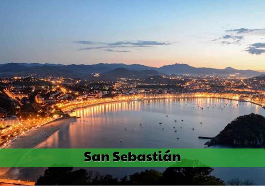 Residencias de estudiantes en San Sebastián
