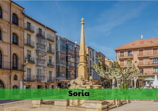 Residencias universitaria Soria
