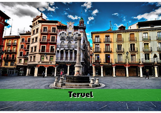 Residencias de estudiantes en Teruel