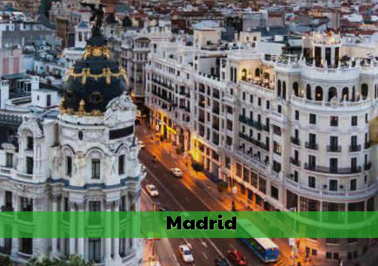 Residencias de estudiantes Madrid