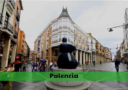 Colegios Mayores Palencia