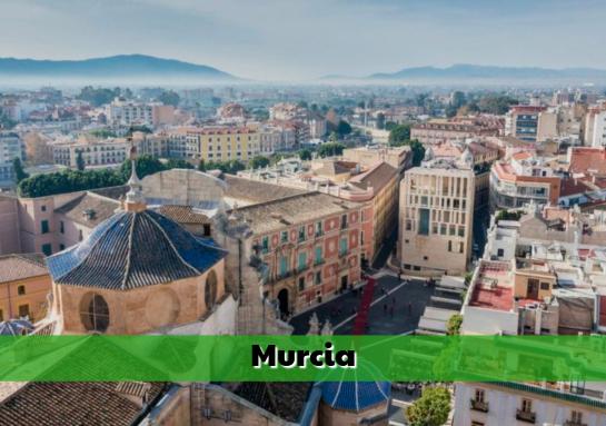 Residencias universitaria Murcia