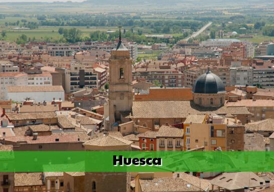 Residencias de estudiantes en Huesca