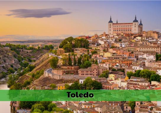 Colegios mayores Toledo