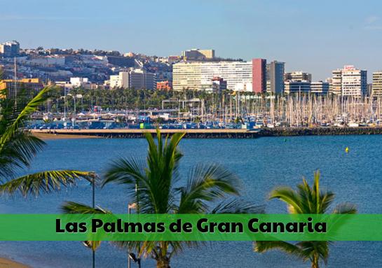 Residencias universitaria en Las Palmas