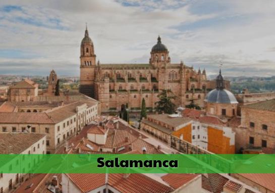 Residencias de estudiantes en Salamanca