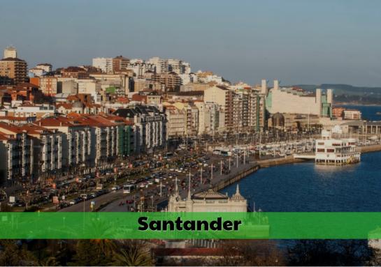 Residencias universitaria Santander