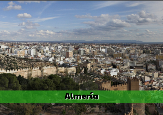 Residencias universitaria de Almería