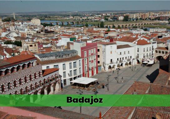 Residencias de estudiantes Badajoz