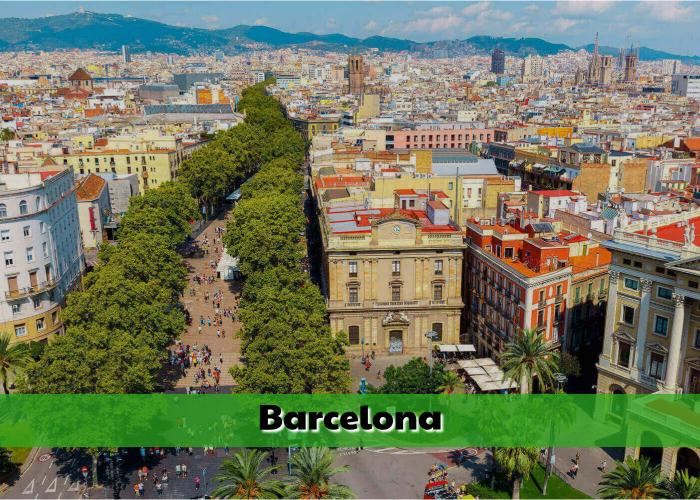 Residencias universitaria en Barcelona