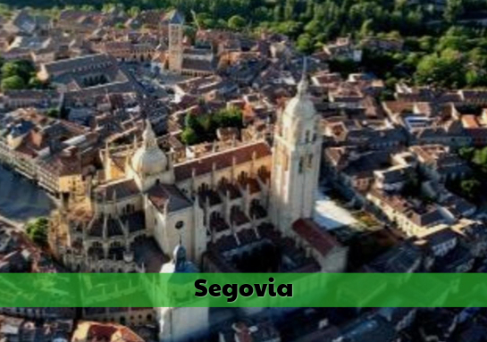 Residencias universitaria en Segovia
