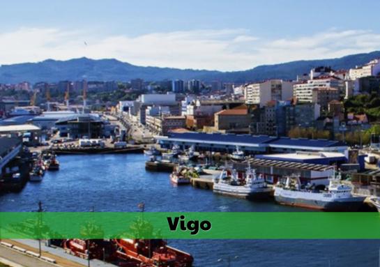 Residencias de estudiantes en Vigo