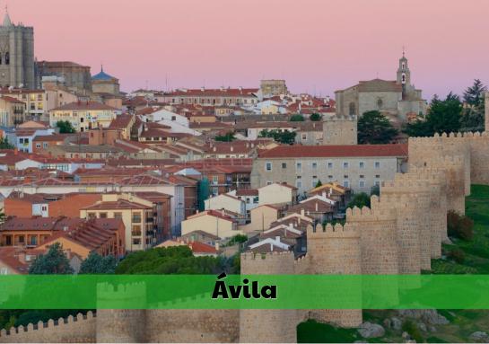 Residencias universitaria en Ávila