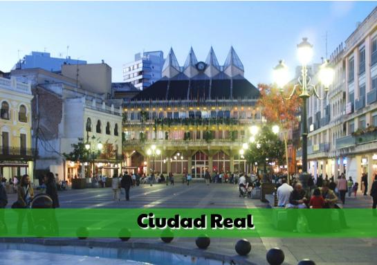 Residencias en Ciudad Real de estudiantes